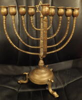 Chanukah Menorah