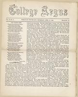 The college argus (April 15, 1869)