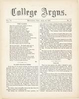 The college argus (April 16, 1873)