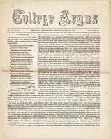 The college argus (May 27, 1869)