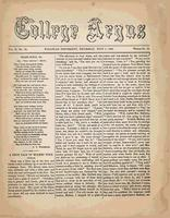 The college argus (July 1, 1869)