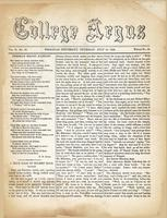 The college argus (July 16, 1869)