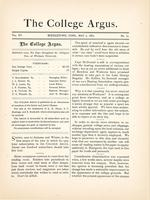 The college argus (May 2, 1882)