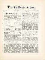 The college argus (May 29, 1883)