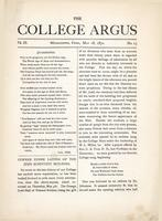 The college argus (May 18, 1870)