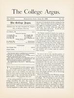 The college argus (April 21, 1885)