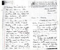 01.001.04 Letter on coeducation to Catherine R.C. Smith