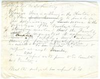 Resolution offered by Dr. Lindsay on admission of women to the University, p. 1