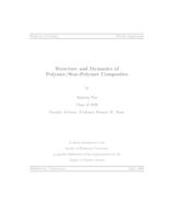 Structure and Dynamics of Polymer/Star-Polymer Composites
