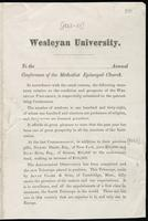 Box 001, Folder 011: Annual report of Wesleyan University, 1868-1869