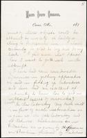 Joseph Cummings papers, Box 1, Folder 020: Correspondence, 1873-1876 and transcripts, p.7