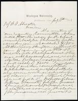 Joseph Cummings papers, Box 1, Folder 020: Correspondence, 1873-1876 and transcripts, p.11