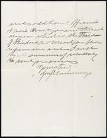 Joseph Cummings papers, Box 1, Folder 020: Correspondence, 1873-1876 and transcripts, p.16