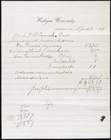 Joseph Cummings papers, Box 1, Folder 020: Correspondence, 1873-1876 and transcripts, p.26