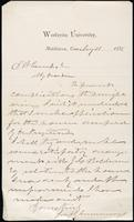 Joseph Cummings papers, Box 1, Folder 020: Correspondence, 1873-1876 and transcripts, p.30