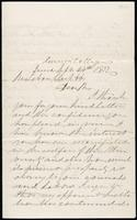 Joseph Cummings papers, Box 1, Folder 019: Correspondence, 1851-1867 and transcripts, p. 4