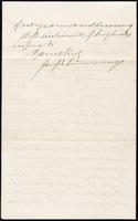 Joseph Cummings papers, Box 1, Folder 019: Correspondence, 1851-1867 and transcripts, p. 7