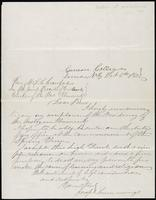 Joseph Cummings papers, Box 1, Folder 019: Correspondence, 1851-1867 and transcripts, p. 8