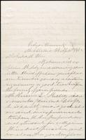 Joseph Cummings papers, Box 1, Folder 019: Correspondence, 1851-1867 and transcripts, p. 10
