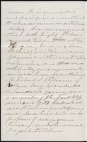 Joseph Cummings papers, Box 1, Folder 019: Correspondence, 1851-1867 and transcripts, p. 11