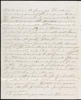 Joseph Cummings papers, Box 1, Folder 019: Correspondence, 1851-1867 and transcripts, p. 15