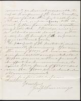 Joseph Cummings papers, Box 1, Folder 019: Correspondence, 1851-1867 and transcripts, p. 16