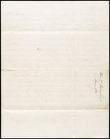 Joseph Cummings papers, Box 1, Folder 019: Correspondence, 1851-1867 and transcripts, p. 17