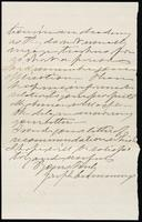Joseph Cummings papers, Box 1, Folder 019: Correspondence, 1851-1867 and transcripts, p. 20