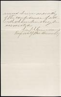 Joseph Cummings papers, Box 1, Folder 019: Correspondence, 1851-1867 and transcripts, p. 22