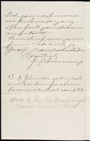 Joseph Cummings papers, Box 1, Folder 019: Correspondence, 1851-1867 and transcripts, p. 24
