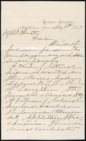 Joseph Cummings papers, Box 1, Folder 019: Correspondence, 1851-1867 and transcripts, p. 25
