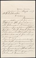 Joseph Cummings papers, Box 1, Folder 019: Correspondence, 1851-1867 and transcripts, p. 28