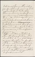 Joseph Cummings papers, Box 1, Folder 019: Correspondence, 1851-1867 and transcripts, p. 29