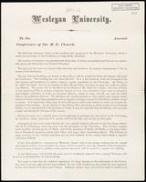 Box 001, Folder 010: Annual report of Wesleyan University, 1867-1868