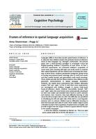 Frames of reference in spatial language acquisition