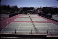 Tennis Courts, Vetter