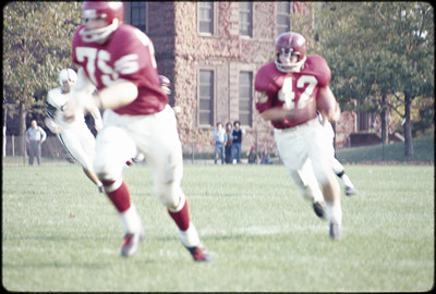 Folder 002?, Box 137, Athletics - Football (University Photographer's Collection)
