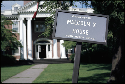 Folder 004, Box 137, African American Institute formerly known as Malcom X House (University Photographer's Collection)