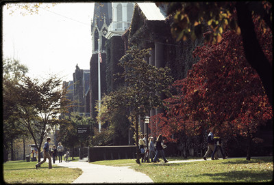 Folder 010, Box 137, College Row (University Photographer's Collection)