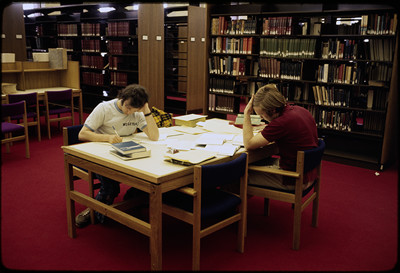 Folder 017, Box 137, Exley Science Center & Science Library (University Photographer's Collection)