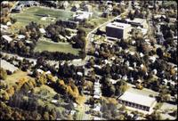 Aerial View of Campus