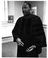065 - Photo, Martin Luther King in regalia
