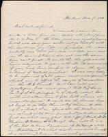 L.L. Knox to John Johnston, December 19, 1842