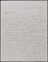 L.L. Knox to John Johnston, June 10, 1851