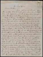 B.H. Loomis to John Johnston, December 19, 1851