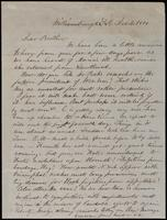 B.H. Loomis to John Johnston, December 4, 1851