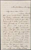 John Johnston to Mrs. Olin, June 28, 1867