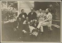 Photograph of the John Johnston family