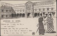 Americans in Oxford