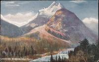 Canadian Rockies, Mount Stephen